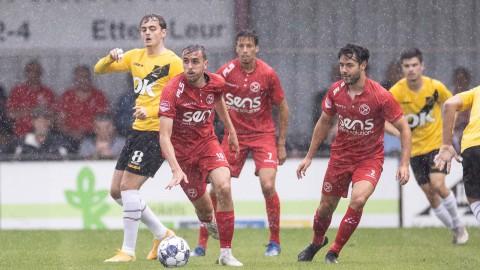 Almere City FC bezorgt NAC eerste nederlaag oefencampagne
