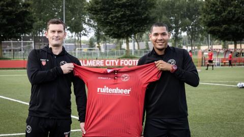 Ruitenheer ook in 2021-2022 naamgevend partner Academy