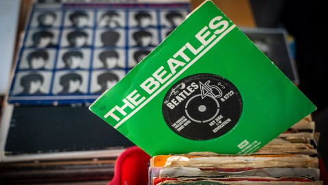 The Beatles, een legendarische band