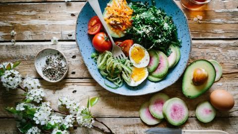 Hoe word je een gezonde vegetariër?