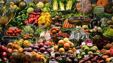 Het is vandaag world food day