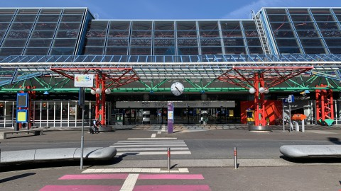 De historie van Station Lelystad