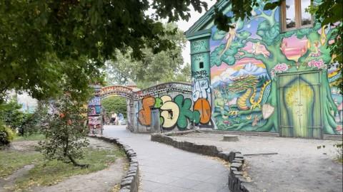 Welkom in de Vrijstad Christiania