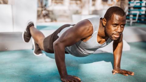 Thuisoefening van de maand: push-ups