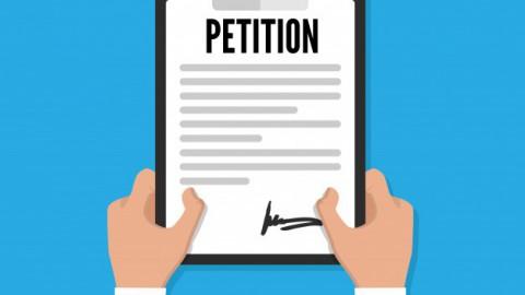 Petitie om pedo-activist uit flat te zetten