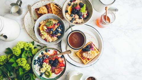 Ontbijten is het nieuwe lunchen