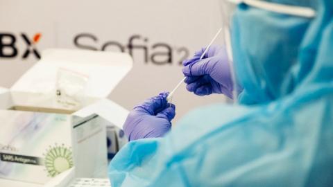 Eerste coronavaccinatie voor bewoners van instellingen in de verpleeghuis- en gehandicaptenzorg