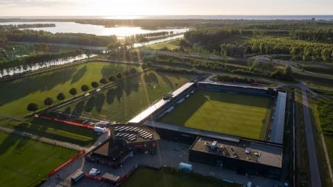 Almere City FC participeert in pilot Fieldlab
