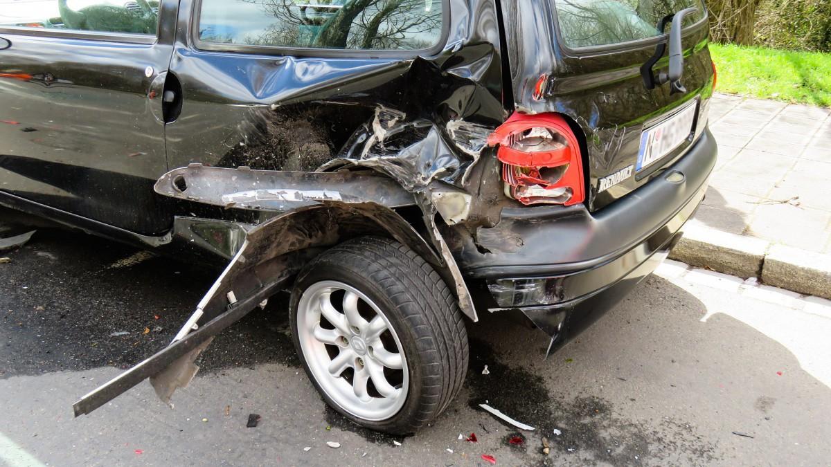 Gewonde bij ongeval op de Middendreef in Lelystad