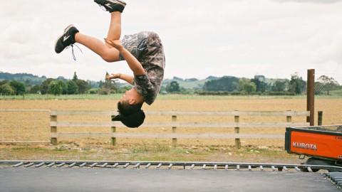 Springen tot je vliegt bij Jumpsquare Lelystad