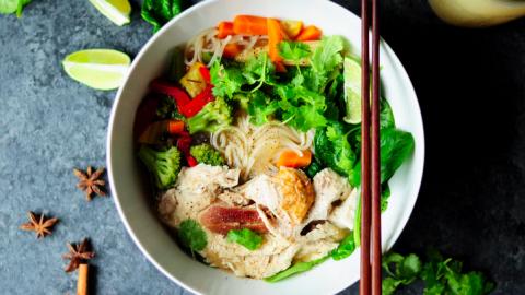 Yami-Yami: snel, gezond en lekker eten