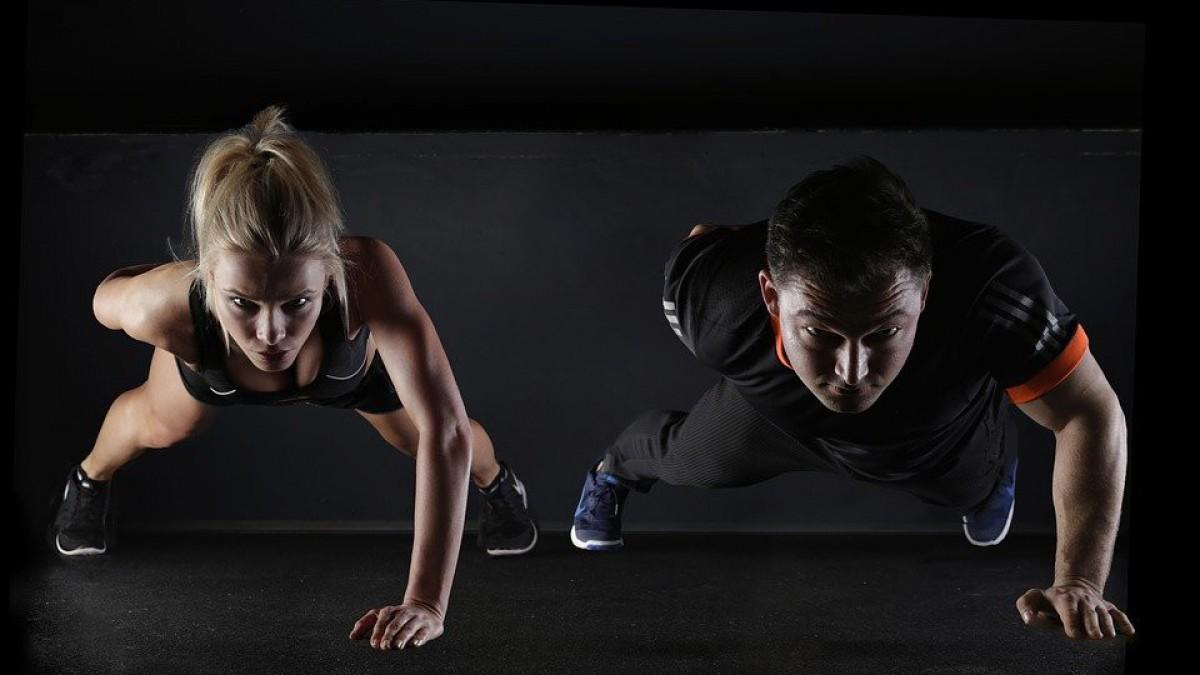 De tien beste sportoefeningen voor thuis