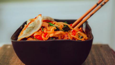 Recept van de week: Snelle pad thai